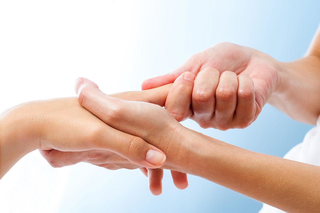 Behandeling-Handtherapie